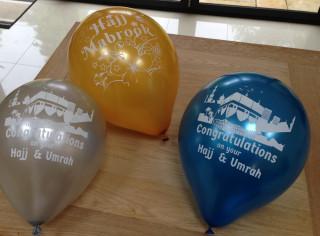 Amazing Hajj Balloons