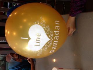 Amazing Ramadan Balloons