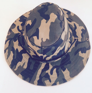Army Hat Green Camo