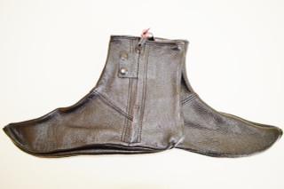 Leather Khuffs in Men's Socks