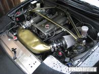 Radiator Diversion Panel - Cowl Cover