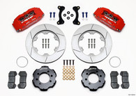 Wilwood Forged Superlite 6 Piston Brake Kit 06-14