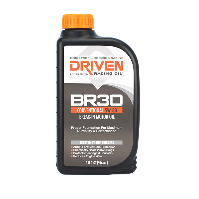 Joe Gibbs Driven Br Break In Motor Oil