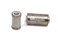 Deatschwerks Inline Fuel Filter (Stainless element E85 Compatible)