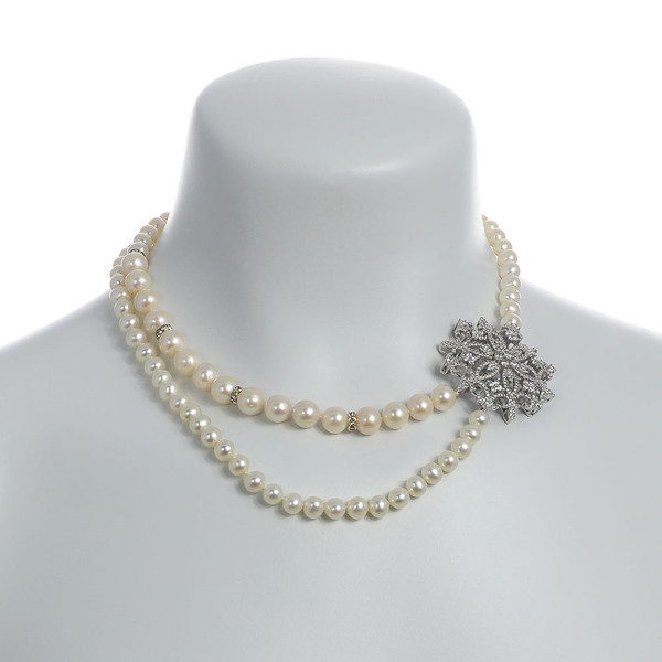 Mont Blanc - Pearl Necklace