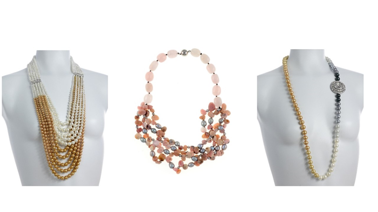 Fashion Necklaces For Women Wholesale