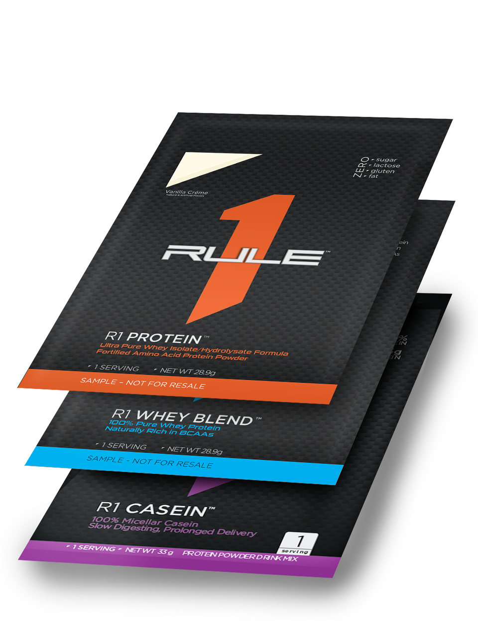 Protein Sample Kit | Rule 1 Proteins