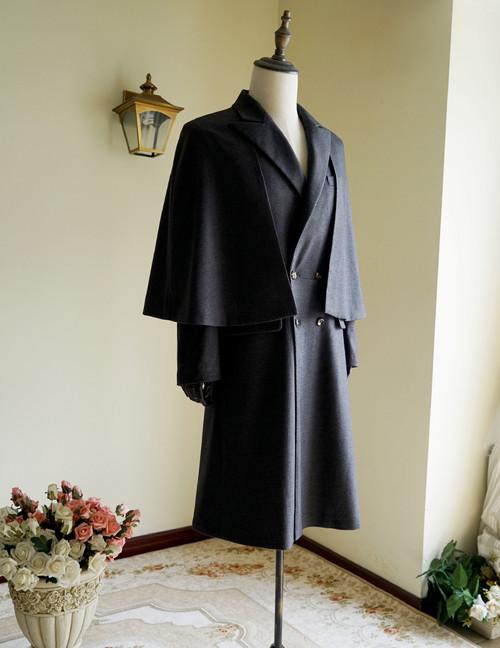 Vintage Wool Coat 40