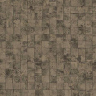 CP00712 - Capri Mosaic Tile Brown Gold Sketchtwenty3 Wallpaper