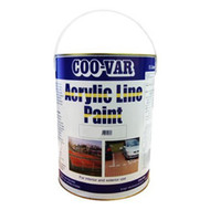 Coo Var Line Marking Paint - Yellow - 5 Litres