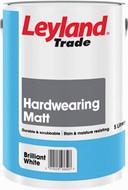 Leyland 5Ltr Hardwearing Matt Paint 00306668-01