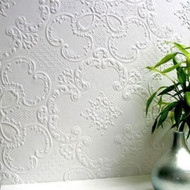 Anaglypta Wallcovering Supaglypta Alfred Paintable Textured RD0137