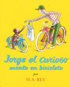 Jorge el curioso monta en bicicleta - Curious George Rides a Bike