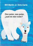 Oso polar, oso polar, ¿qué es ese ruido? - Polar Bear, Polar Bear, What Do You Hear?