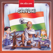 Gandhi - A Day with Gandhi