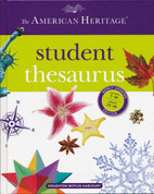The American Heritage Student Thesaurus