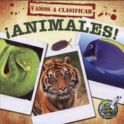 Vamos a clasificar animales - Let's Classify Animals