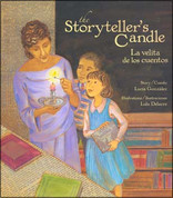 The Storyteller's Candle/La velita de los cuentos