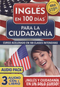 Inglés en 100 días para la ciudadanía Audio Pack - Prepare for Citizenship with English in 100 Days for Citizenship Audio Pack