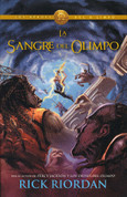 La sangre del Olimpo - The Blood of Olympus