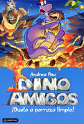 Dino amigos: ¡Duelo a porrazo limpio! - The Strength Contest