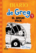 Diario de Greg 9: El arduo viaje - Diary of a Wimpy Kid 9: The Long Haul