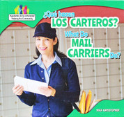 ¿Qué hacen los carteros?/What Do Mail Carriers Do?