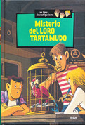 Misterio del loro tartamudo - The Mystery of the Stuttering Parrot