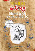 Diario de Greg: Monta tu propio diario - The Wimpy Kid Do-It-Yourself Book