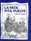 La pata Pita vuelve Libro de trabajo - Pita the Duck Returns Workbook