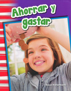 Ahorrar y gastar - Saving and Spending
