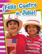 ¡Feliz cuatro de julio! - Happy Fourth of July!