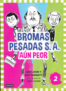 Bromas pesadas S.A. aún peor - The Terrible Two Get Worse
