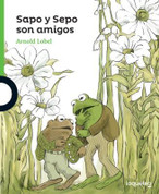 Sapo y Sepo son amigos - Frog and Toad Are Friends