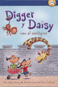 Digger y Daisy van al zoológico - Digger and Daisy Go to the Zoo