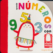 Aprende números con Pequeño Pingüino rojo - Learn Numbers with Little Red Penguin
