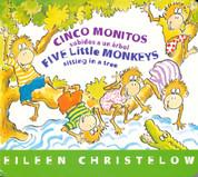 Cinco monitos subidos a un árbol/Five Little Monkeys Sitting in a Tree