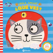 ¡Hola, amigo! ¿Qué ves? - Pussy Cat, Pussy Cat, What Can You See?
