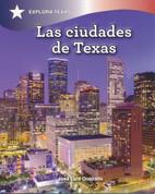 Las ciudades de Texas - Cities of Texas