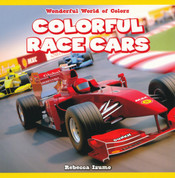 Colorful Race Cars