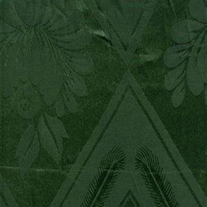 NEW Window Curtain / Drape Set + Valance + Lace Liner - HUNTER GREEN