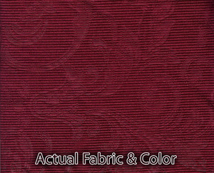Suede Sofa Loveseat Chair Slipcover slip cover-Burgundy