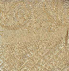 Sofa Loveseat Chair Slipcover slip cover 3pc Set - Gold 131