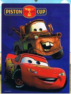 TWIN - Disney / Pixar CARS Raschel PLUSH BLANKET throw