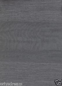 "New Premier Collection Elegant 2 Panels Curtain / Drape Set ""Carla""- SILVER GREY"