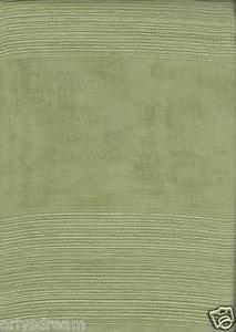 "New Premier Collection Elegant 2 Panels Curtain / Drape Set ""Carla"" - SAGE GREEN"