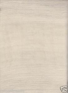 """New Premier Collection Elegant 2 Panels Curtain / Drape Set """"Carla"""" - BEIGE"""