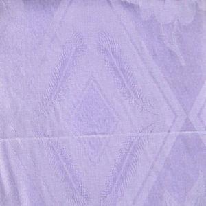 NEW Window Curtain / Drape Set + Valance + Lace Liner - LIGHT PURPLE / Lilac