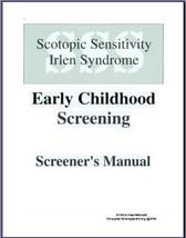 Irlen Early Childhood Screening Kit