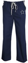 Dallas Cowboys NFL Scrub Pants